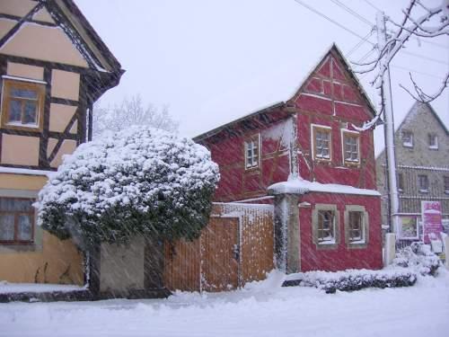galerie mit 8 bilder 39 n von altzitzschewig im schnee. Black Bedroom Furniture Sets. Home Design Ideas